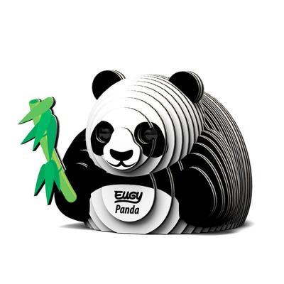 29피스 우드락 입체퍼즐 - 팬더