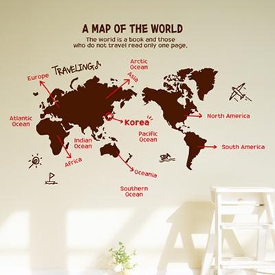 ijs577-여행 세계지도