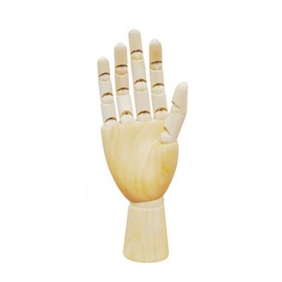 아트포인트 목각 오른손 10인치(25cm)