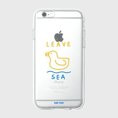 [어프어프] 젤리케이스 Sea duck