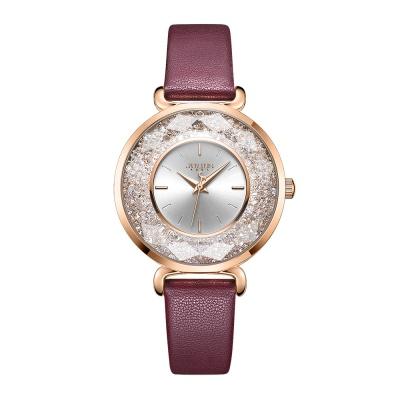 [쥴리어스공식] JA-1203 여성시계 가죽시계