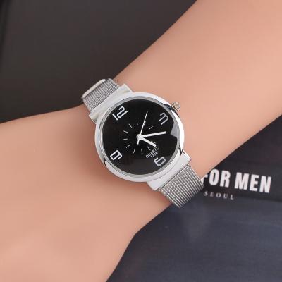 레티 여성 메탈 손목시계(블랙)