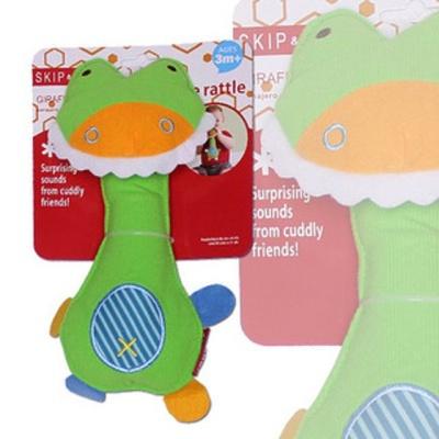 우쭈쭈 강아지 장난감 터그놀이 인형 장난감 개구리