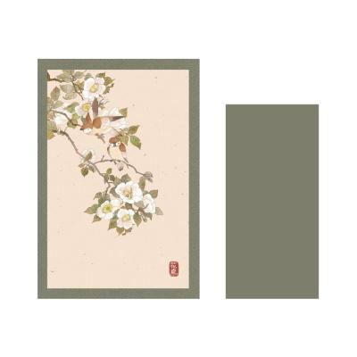 1000 편지지_한국화1