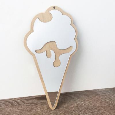 아크릴 인테리어 붙이는 안전 벽걸이 거울