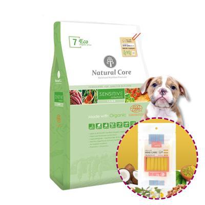 네츄럴코어 양고기 ECO7 센시티브 6kg 강아지사료