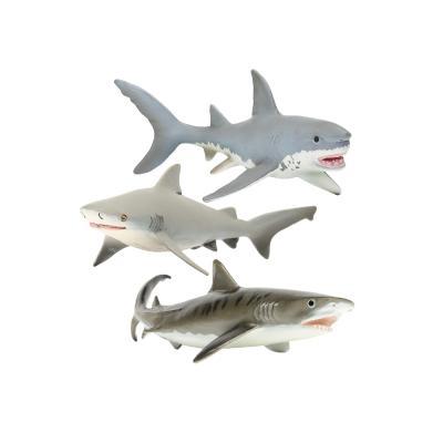 상어 동물피규어 3종세트(275029,422429,211702)