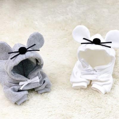 마우스 후드