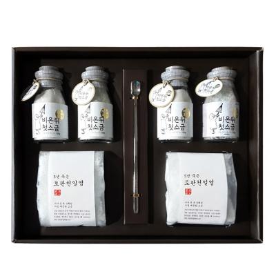 [비온뒤첫소금] 신안 프리미엄 3호 선물세트 설날선물