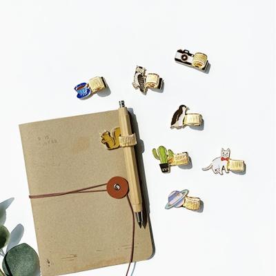 오첵 O-CHECK 메탈 금속 사이드클립 펜홀더 8종