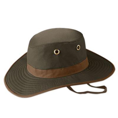 [Tilley Hat] 틸리 TWC6 아웃백 모자 올리브 (TWC6OLIV)