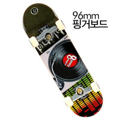 TURNTABLE TECH DECK FINGER BOARD 핑거보드