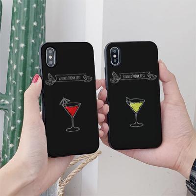 아이폰7플러스 칵테일 카드케이스