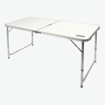 노마드 휴대용 접이식테이블(실버)/캠핑테이블