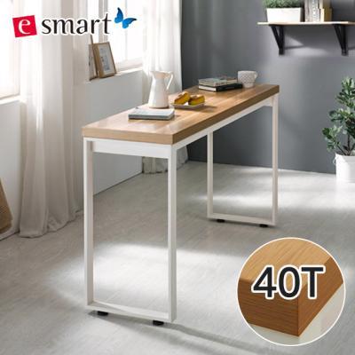 스틸헤비 테이블 1200x400 (사각다리) 40T