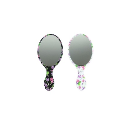 뉴전사타원거울(대) 2EA 휴대용거울 손거울