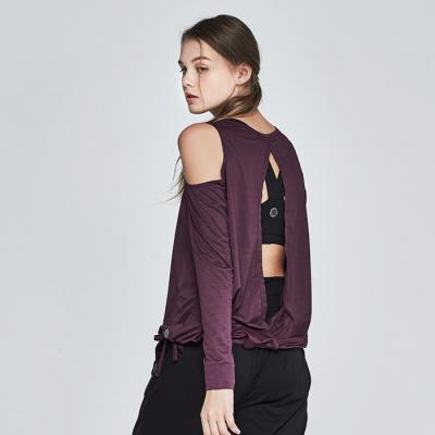 [TS7052 멀티]여자 기능성 운동복 서플렉스 긴팔 요가복