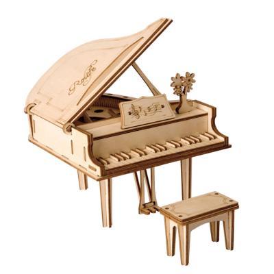 ROBOTIME 그랜드 피아노 Grand Piano TG402