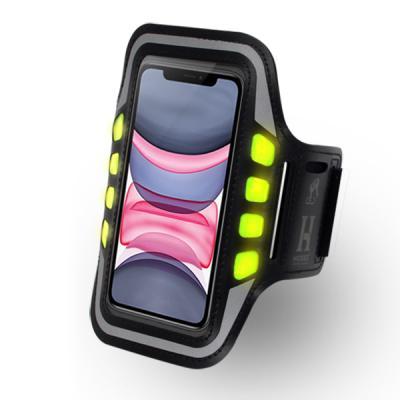 HICKIES 아이폰11 LED 라이트 고급 스포츠 암밴드