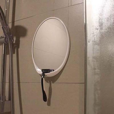 욕실 거울 김서림 방지 필름 면도기 거치형