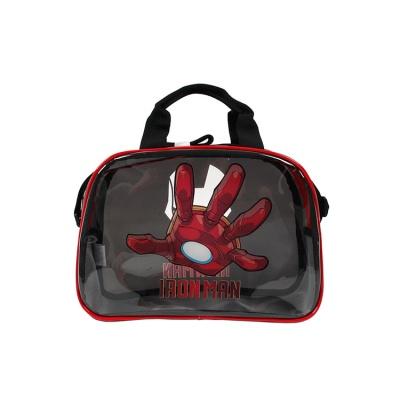 아이언맨 플래쉬 보스턴 수영가방