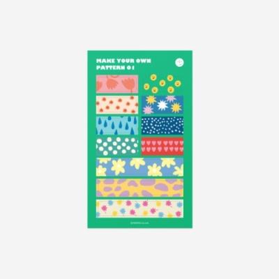 코야키즈 패턴스티커