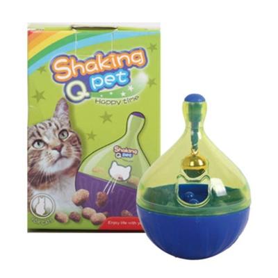 쉐킹 아이큐 스낵볼 블루 고양이훈련장난감 호기