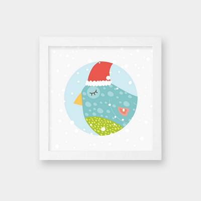 주폴라(Zoopola) 피피 메리/ 겨울 아이방 북유럽 인테리어 액자