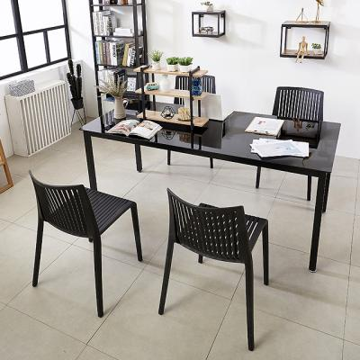 K33 스틸 1500 테이블 의자세트