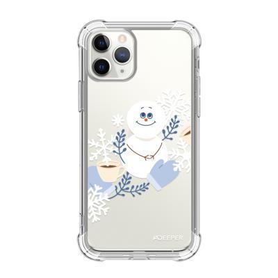 뮤즈캔 ADEEPER 아이폰 11 프로 겨울 스티커 케이스