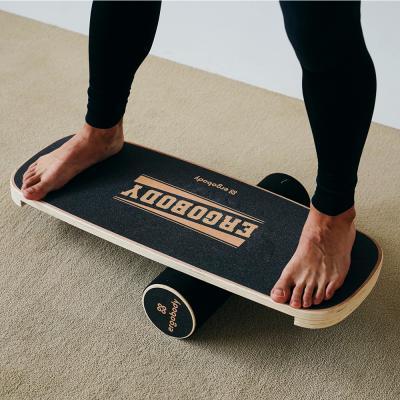 에르고바디 보드 홈트 밸런스보드 코어운동 서핑보드
