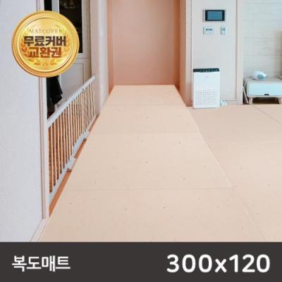 Live 복도매트 테라조디자인 300 X 120 X 4cm