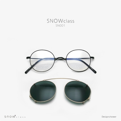 스노우클래스 - SN001  코받침없는 안경