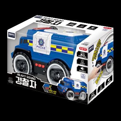 애들랜드 해비 사운드 경찰차