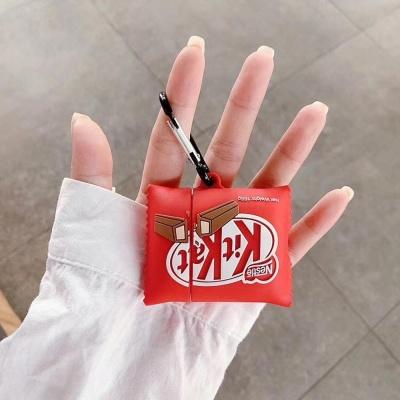 에어팟1/2/3세대 초콜렛 입체 캐릭터 특이한 케이스/