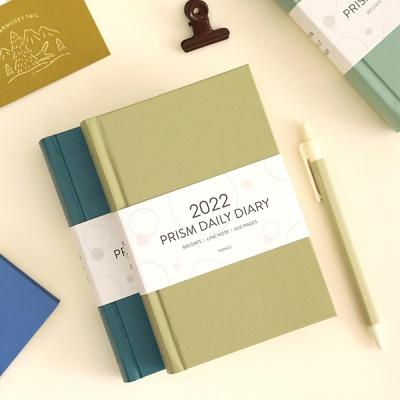 2022 프리즘 데일리 다이어리(일간,날짜형,미니)