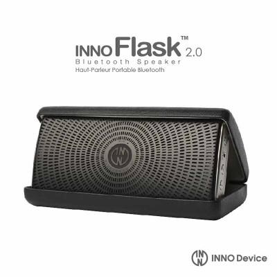 블루투스 스피커 _ 이노플라스크2.0-챠콜그레이 INNOFLASK2.0 Charcoal gray