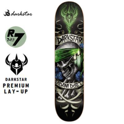 [Darkstar] ADAM DYET/GREEN SHRINE SL PRO DECK 8.0