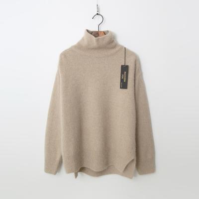 Raccoon Fox N Wool Turtleneck Sweater
