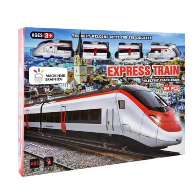 맥킨더 익스프레스 트레인 기차세트 24pcs