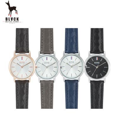 [블랙마틴싯봉] 여성 가죽 손목시계 BKL1649L