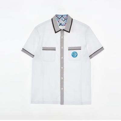 [교복아울렛] 남자 하복 와이셔츠 (분당 광주광남고)