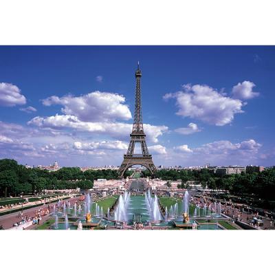 1000피스 직소퍼즐 - 마르스 공원의 에펠탑 (야광)