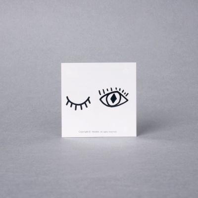 eye 패션타투