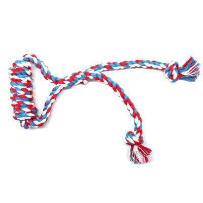 터그놀이 훈련용 치실 치아건강 로프 강아지공