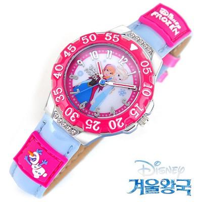[Disney] 디즈니 겨울왕국 Frozen-38 캐릭터 아동용 시계 [본사정품]
