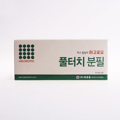 하고로모 분필 - 탄산 녹색 1통 72(本)