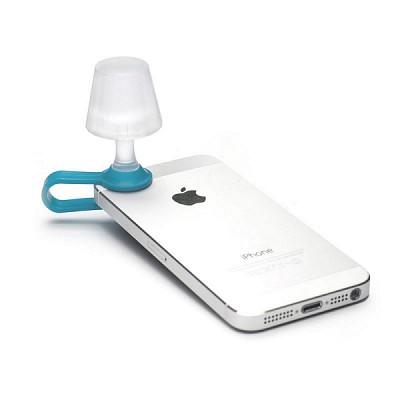 벨렉 디자인(Peleg Design) 블루 루마 스마트폰 수면등/ 수유등