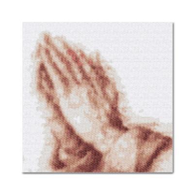 DIY 보석십자수 - 기도하는 손 BE26 (25x25)