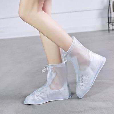 파베르 투명 방수 신발커버